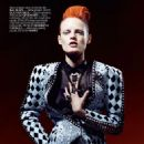 Hanne Gaby Odiele - Vogue Magazine Pictorial [Turkey] (May 2013)
