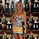 Aisleyne Horgan-Wallace - UK Premiere Of Basement At The Mayfair Hotel On August 17, 2010 In London, England