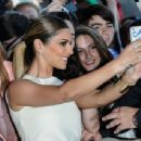 Cheryl Cole X Factor Auditions In Edinburgh