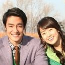 Daniel Henney and Hyo-ju Han