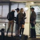 Jennifer Lawrence at Phoenix Artist's Club in London - 454 x 303