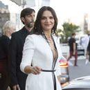Juliette Binoche at 66th San Sebastian Film Festival - 454 x 681