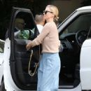 Charlize Theron – Out and about in Beverly Hills - 454 x 681