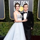 Dave Franco and Alison Brie : 76th Annual Golden Globe Awards