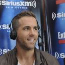 Ryan Reynolds- July 11, 2015-SiriusXM's Entertainment Weekly Radio Channel Broadcasts from Comic-Con 2015 - 454 x 359