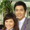 Alden Richards and Louise de los Reyes
