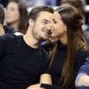 LIAM PAYNE & SOPHIA SMITH AT NBA GAME (January 16) - 425 x 617