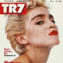 Madonna - TR7 Magazine Cover [Switzerland] (25 February 1995)