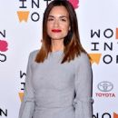 Torrey DeVitto – 2018 Women in the World Summit in New York
