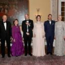 Prince Windsor and Kate Middleton attended the gala dinner