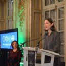 "Marion Cotillard - ""One Heart One Tree"" Project Inauguration (November 29, 2015)"