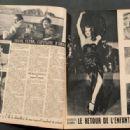 Rita Hayworth - Cinemonde Magazine Pictorial [France] (8 June 1952)