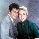 Janet Leigh and Tony Curtis