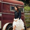 Lucy Hale - Flare Magazine Pictorial [Canada] (July 2014) - 454 x 621