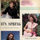 Jean Peters - Photoplay Magazine Pictorial [United States] (May 1949)