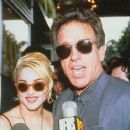 Madonna & Warren Beatty