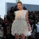 Kate Moss Hits the Catwalk for Louis Vuitton