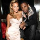 Fabolous and Adrienne Bailon