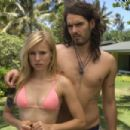 Russell Brand and Kristen Bell