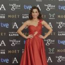 Toni Acosta Goya Cinema Awards 2015 In Madrid - 399 x 600