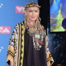 Madonna - 2018 MTV Video Music Awards - Press Room - 448 x 600