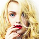 Dakota Fanning - Elle Magazine Pictorial [United Kingdom] (February 2012)