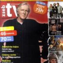 James Cameron - Zseb TV Magazine Cover [Hungary] (12 April 2012)