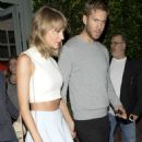 Taylor Swift and Calvin Harris - 454 x 593