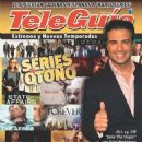 Jaime Camil, Jane the Virgin - Tele Guia Magazine Cover [United States] (21 September 2014)
