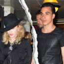 Madonna Splits With Boyfriend Timor Steffens Amidst Birthday Vacation
