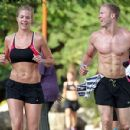Gemma Atkinson and Liam Richards - 415 x 300