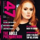 Adele - 47 Street Magazine Cover [Argentina] (March 2012)