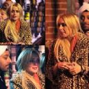 Vikram Chatwal and Lindsay Lohan
