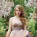 First look at Taylor Swift's ad campaign for her debut fragrance, Wonderstruck. The perfume will go on sale in the Fall