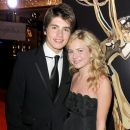 Gregg Sulkin and Brittany Robertson