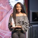 Venus Williams – Lights the Empire State Building in NYC