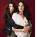 Andie MacDowell - Elle Magazine Pictorial [France] (3 February 2012)