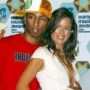 Pharrell Williams and Jade Jagger
