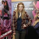Ashlee Simpson-Wentz - The Launch Of Her Skechers Campaign 10/24