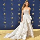 Jessica Biel : 70th Emmy Awards