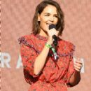Katie Holmes – 2018 Global Citizen Festival: Be The Generation in NYC - 454 x 673