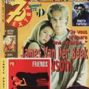Michelle Williams - 7 Extra Magazine Cover [Belgium] (20 July 1999)