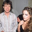 Mick Jagger and Riley Keough - 446 x 360