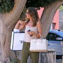 Cindy Crawford – Out in Malibu