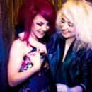 Lily Loveless and Kathryn Prescott - 400 x 269