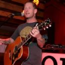 Corey Taylor performs at Sony Pictures Home Entertainment and Evil Dead Blu-Ray fan party at Comic con 2013 on July 20, 2013 in San Diego, CA