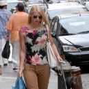 Claire Danes With Billy Crudup And Her Dog, SoHo 13 Aug 2006