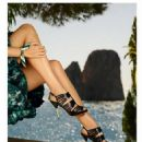 Anne Vyalitsyna Louis Vuitton Cruise Campaign 2011