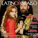 Meryem Uzerli, Halit Ergenç - Latino Paraiso Magazine Cover [Russia] (22 April 2013)
