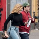 Peyton R List in Jeans – Out in New York